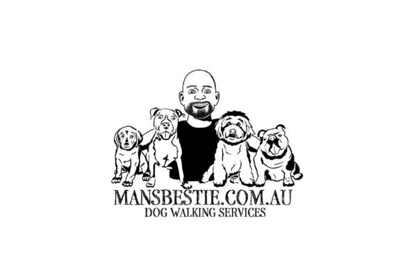 Mans Bestie Dog Walking Service