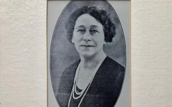 Eleanor Linck - First Principal of Arden
