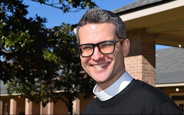 Chris Golding (2000) traces a sense of vocation to time as a chorister at St. John's Cathedral.