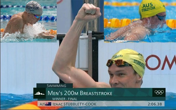 Old Boy Zac Stubblety-Cook (2017) wins GOLD in Tokyo.