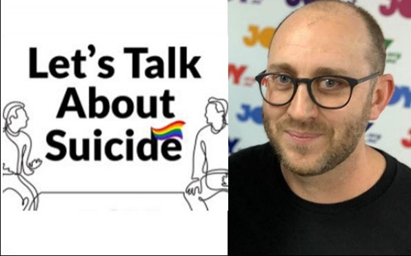Old Boy Hamish Blunck (1993) is making his presence felt via his podcast series about suicide.