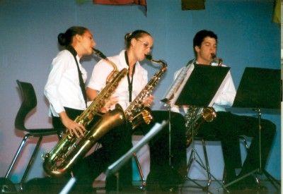 Gallery - Spring Concert 2002
