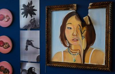 Gallery - Y11 GCSE Art Exhibition