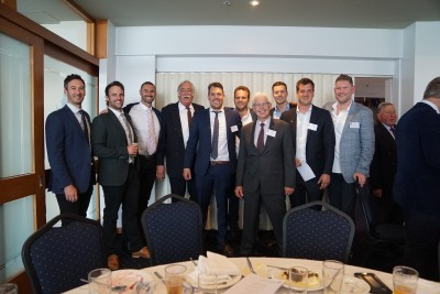 Gallery - Ray Vincent Lunch 2020