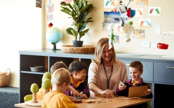 Pre-Kindergarten Teacher Mrs Pam Tonelli-Pirie