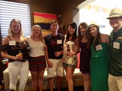 Gallery - Houston Alumni Reception 2015