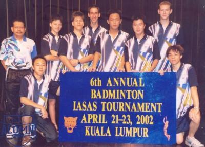 Gallery - IASAS Badminton Gallery over the years