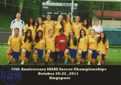 Gallery - IASAS Girls Soccer 2011