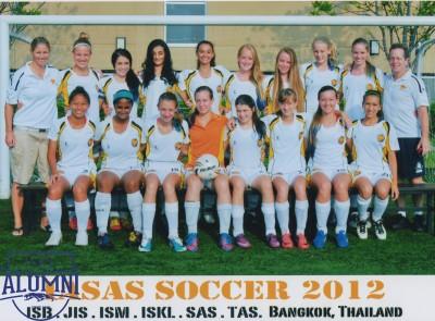 Gallery - IASAS Girls Soccer 2012