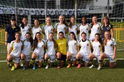Gallery - IASAS Girls Soccer 2015