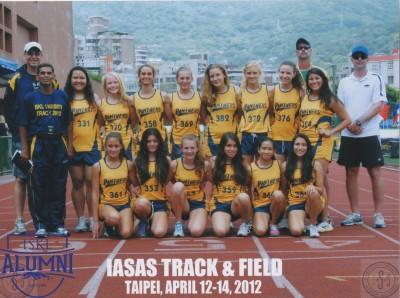 Gallery - IASAS Track 2012