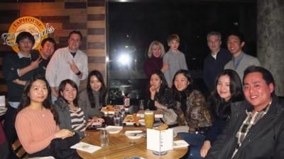 Gallery - Seoul Alumni Reception March 2014