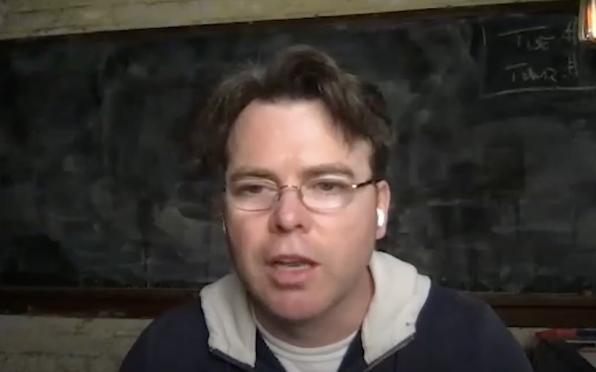 Professor William Birdthistle