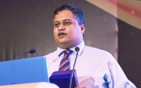 Vishnu Venkatesh '01