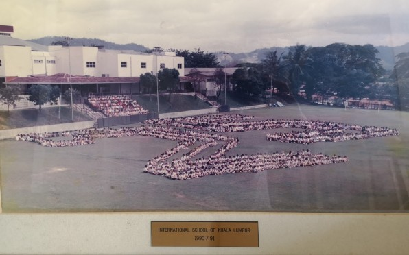 ISKL's 25th Anniversary Photo