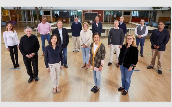 Kellett Board members 2020-21
