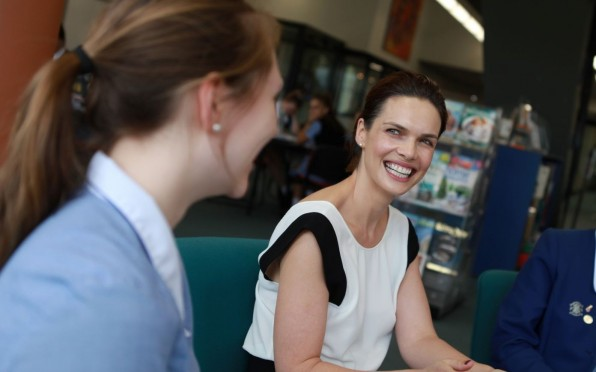 Ms Elizabeth Green, Loreto Normanhurst Knowledge and Learning Strategist