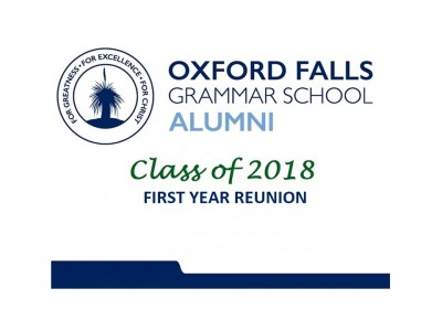 Gallery - Class of 2018 - 1st Reunion