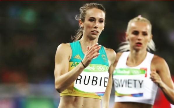 Anneliese Rubie-Renshaw Olympic 4x400m Relay