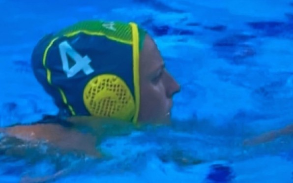Bronte Halligan making her Olympic Debut