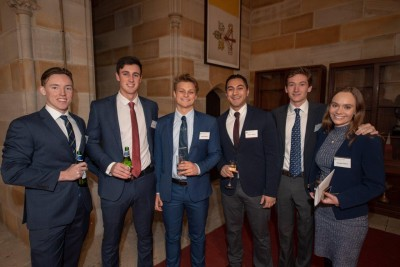 Gallery - Council and Student's Dinner 2019