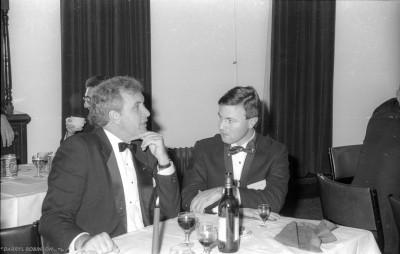 Gallery - John's Dinner 1998