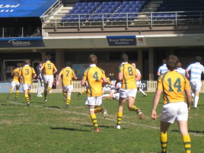 Gallery - John's v Andrew's Rawson Rugby 2009