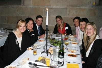 Gallery - Parent's Mass, Dinner, & Celebration 2008