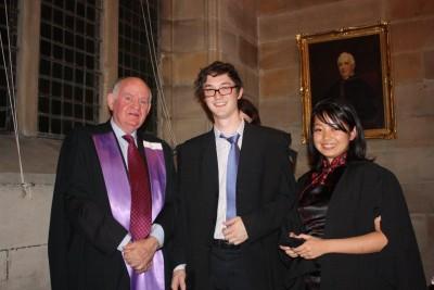 Gallery - Scholarship Dinner 2010