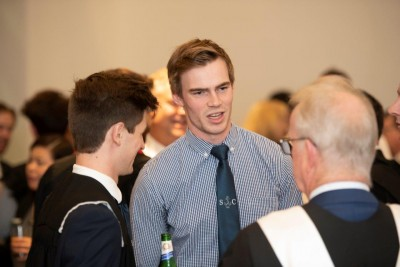 Gallery - University Honours' Dinner 2018