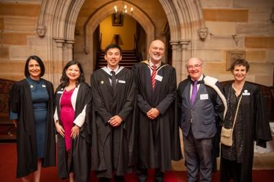 Gallery - University Honours Dinner 2021